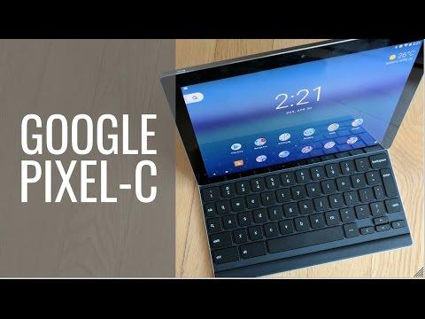 connectYoutube - Google Pixel-C