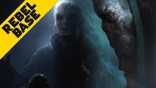 Why Snoke Can't Possibly Be Darth Plagueis - Rebel Base