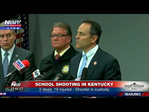 connectYoutube - TRAGEDY IN KENTUCKY: High School Shooting Leaves 2 Dead and 19 Injured