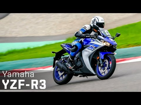 Yamaha YZF-R3 :: WalkAround video and Exhaust note :: Zigwheels