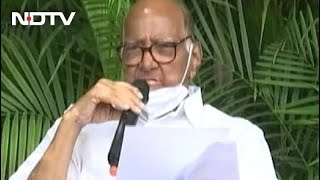 After Chat With Prashant Kishor, Sharad Pawar Calls Opposition Meet | The News - NDTV