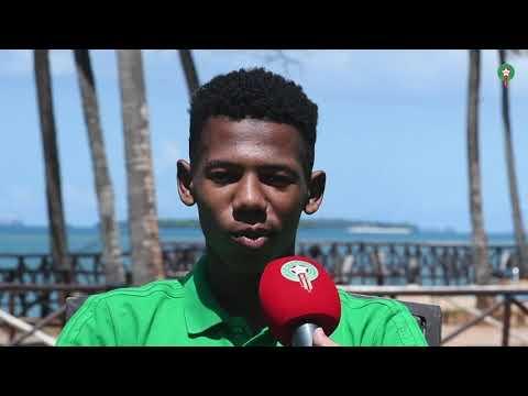 توفيق بن الطيب: هدفنا الفوز على المنتخب الكامروني