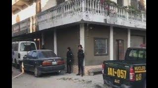 19 allanamientos en Jalapa