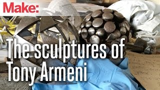 The sculptures of Tony Armeni