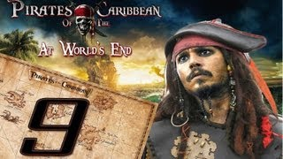 Прохождение Pirates of the Caribbean: At World's End PC [#9]