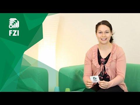 FZI 100 Sekunden Challenge: Sarah Kronenwett