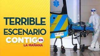 59 personas fallecieron en un día por Coronavirus en Chile - Contigo en La Mañana