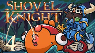 Shovel Knight [Part 4] - Plaguing the game