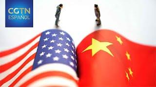 China se opone firmemente a las sanciones de EE. UU.