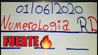 NÚMEROS PARA HOY 01/06/20 DE JUNIO PARA TODAS LAS LOTERIA..!!!