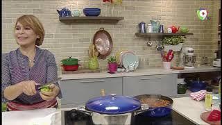 Hoy en Clases de cocina Chili de habichuelas negras y Coliflor horneado  2/2