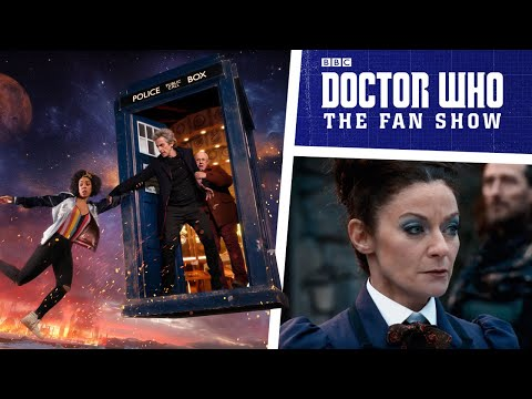 Series 10 Review - The Aftershow - Doctor Who: The Fan Show