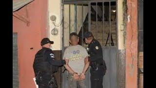 Hombre detenido por atacar a su suegra con machete en Zacapa