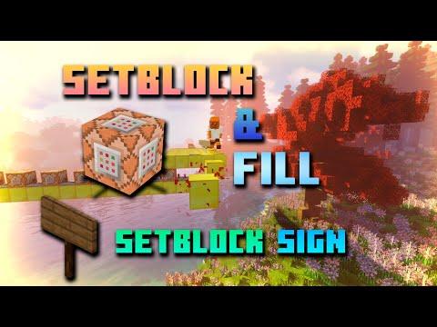 Minecraft-Command-Block-|-สอนใ
