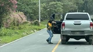 Denuncia presencia de grupo armado en la frontera