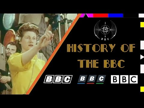 BBC experiments in colour - History of the BBC