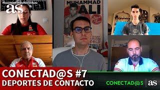 LOS DEPORTES DE CONTACTO Y EL COVID-19, A DEBATE | Diario AS