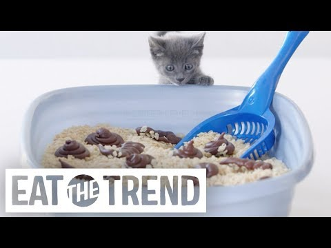 connectYoutube - Cat Poop Fudge | Eat the Trend