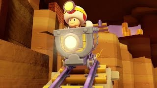 How Captain Toad: Treasure Tracker Won Us Over - Comic Con 2014
