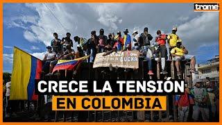 COLOMBIA: Cinco días de PROTESTAS deja al menos 19 fallecidos y más de 800 heridos