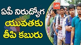 Good News for Unemployed Youth in AP !