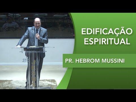 Pr. Hebrom Mussini   Celebre ao Senhor   Salmos 100   08 10 2019