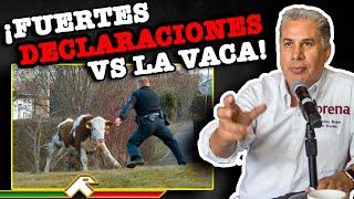 Cabeza Vaca Mintió y Es Gringo!!D. E. A. Vendrá a Encarcelarlo y No Terminará Mandato!Corta Dedos!