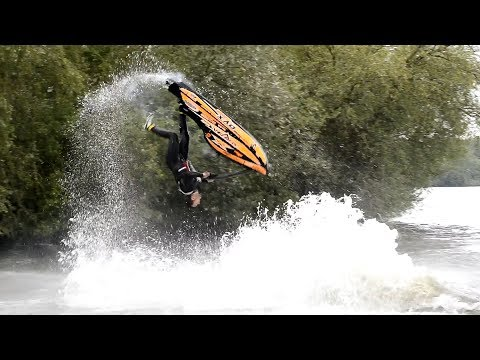 Incredible Jet Ski Stunts