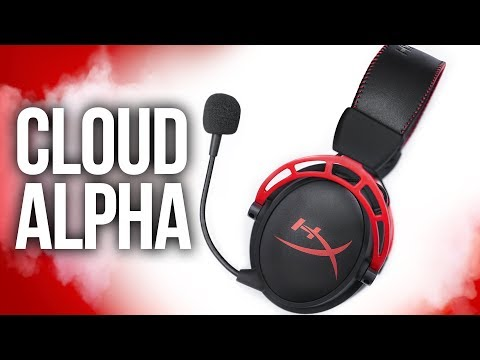 HyperX Cloud Alpha Gaming Headset Review - Holiday Tech Guide!
