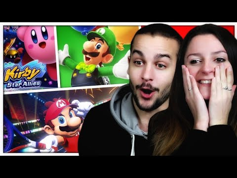 connectYoutube - AVIS ET RÉACTION NINTENDO DIRECT MINI !