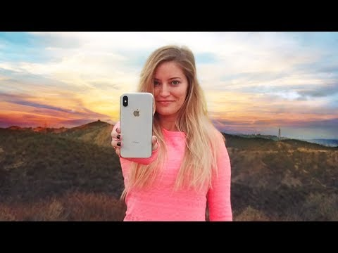 connectYoutube - This is iPhone X