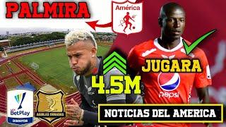 AMÉRICA juagará en Palmira  Duván el jugador más caro de la liga  y que pasó con Ramos - NOTICIAS ????????