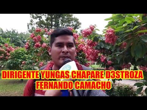 FERNANDO CAMACHO ES UN COB4RDE QUE 4CTÚA MEDIANTE CARTITAS MENCIONÓ EL JÓVEN DIRIGENTE RIMER ROJAS..