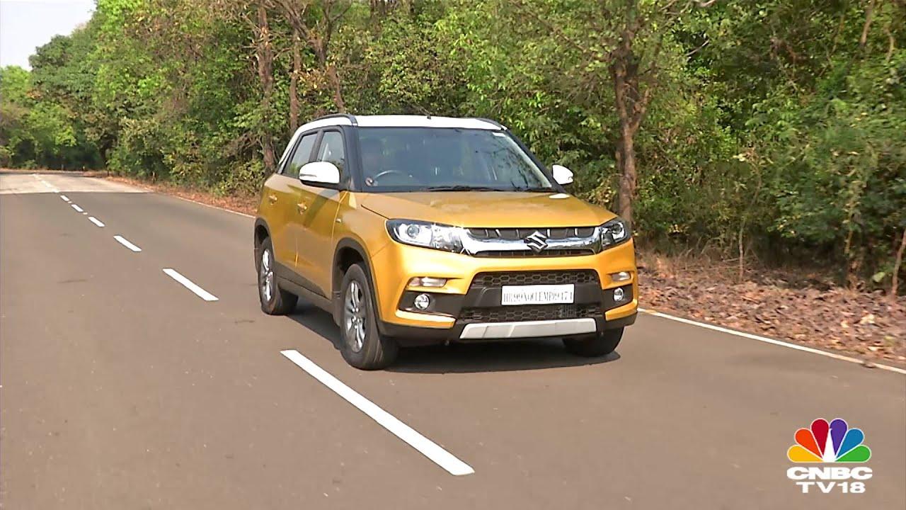 Maruti Suzuki Vitara Brezza - Road Test Review by Overdrive