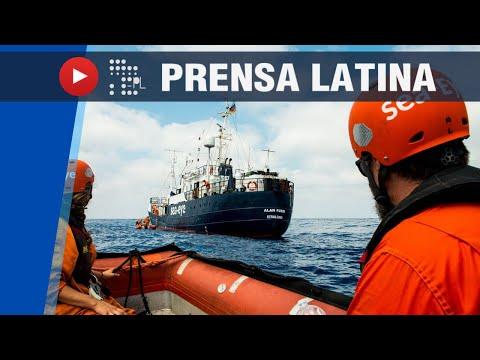 Escáner: Sea-Eye y el dilema migratorio mediterráneo