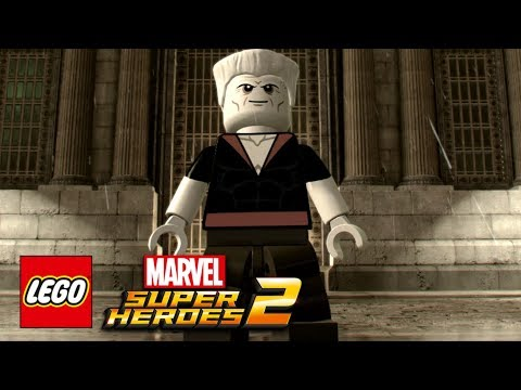 connectYoutube - LEGO Marvel Super Heroes 2 - How To Make Tombstone