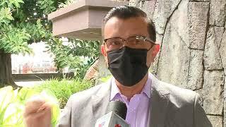 Intensivista Marco Vinicio Boza se dirigió fuertemente a quienes no hacen caso pese a la pandemia