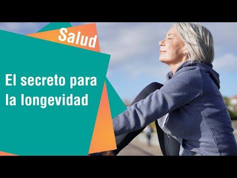 El secreto para la longevidad   Salud