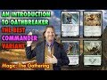 An Introduction To Oathbreaker The Best Commander Variant Of Magic: The Gathering
