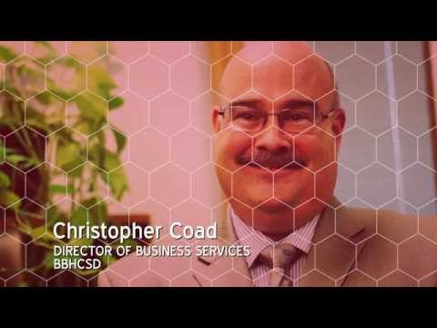 Chris Coad: Director of Business Services