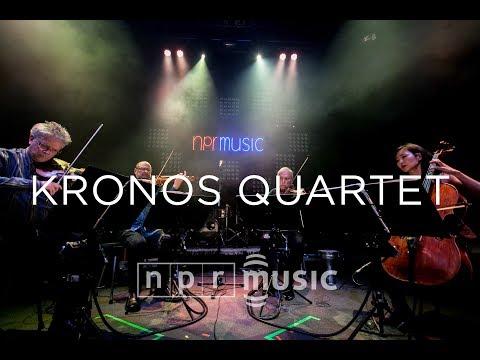 Kronos Quartet Performs At NPR Music's 10th Anniversary Concert