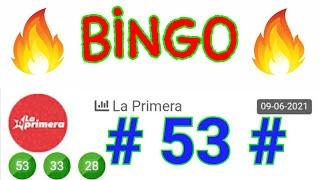 RESULTADOS de HOY....!! (( 53 )) BINGO HOY/ loteria LA PRIMERA HOY/ SORTEOS de las LOTERÍAS para hoy