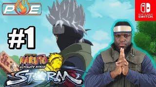 Naruto Ultimate Ninja Storm Nintendo Switch #1 | PE Plays!