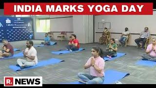 Ground Reports From Hyderabad, Mumbai & Haryana As India Marks International Yoga Day | Republic TV