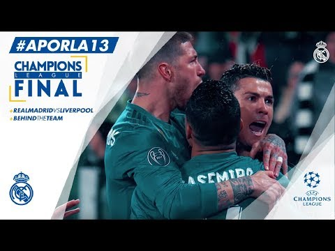 Real Madrid's Road To Kiev | Champions League Final
