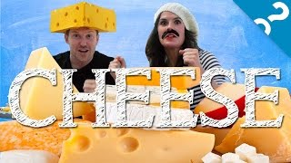 Foodstuff: The Science of Cheese