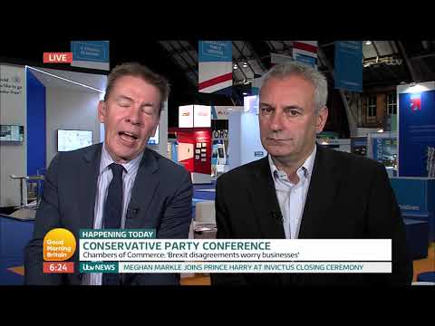 connectYoutube - Andrew Pierce and Kevin Maguire Comment on the Conservative Party Conference | Good Morning Britain