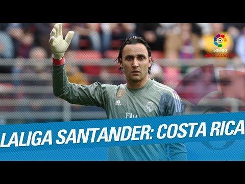 LaLiga Santander en el Mundial: Costa Rica