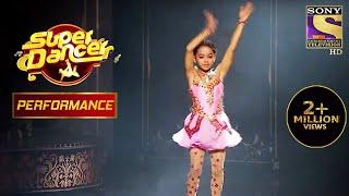 """Jayshree ने दिया अपने अलग अंदाज़ मे """"तोहफा""""   Super Dancer Chapter 3 - SETINDIA"""