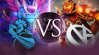 Dota 2: Huge Loss at Roshan Ends Devastating Match - TI4